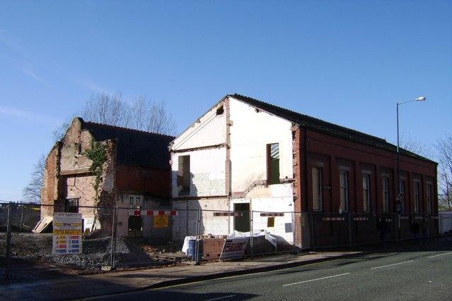 The Former S.A.B.C. Club