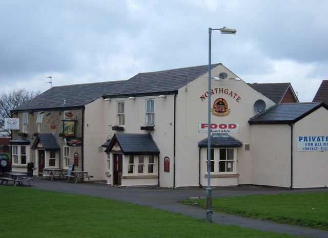 The Northgate, Sholver