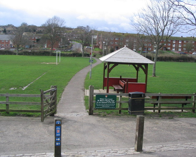 St. Mary's Playing Fields, Bridport