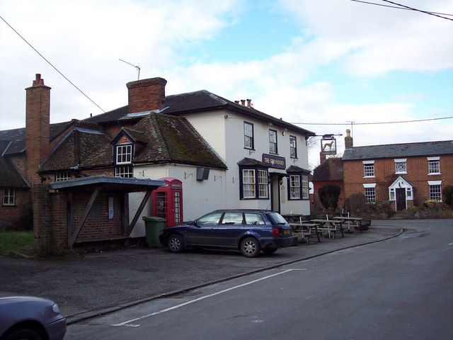 The Greyhound Inn, Broughton