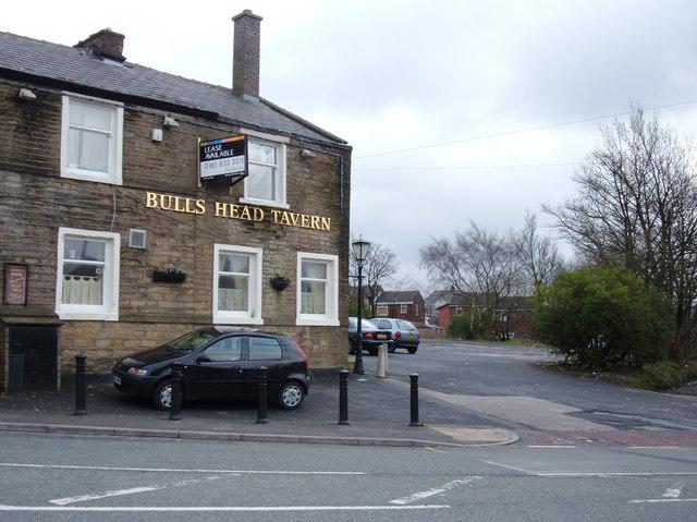 Bulls Head Tavern, Sholver