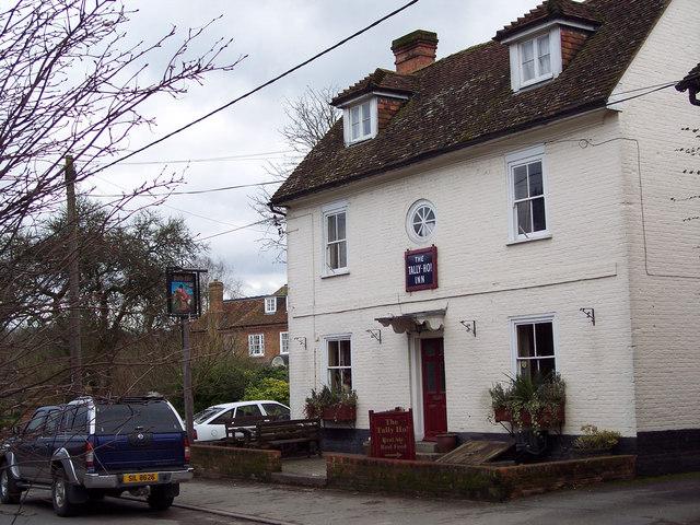 The Tally Ho Inn, Broughton
