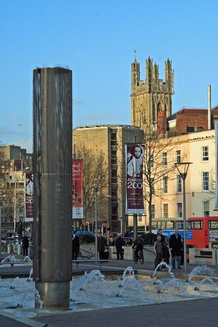 King George V Place, Bristol