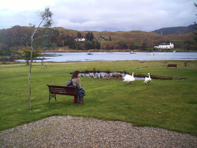 The Upper Reaches of Clachan-Seil Bay