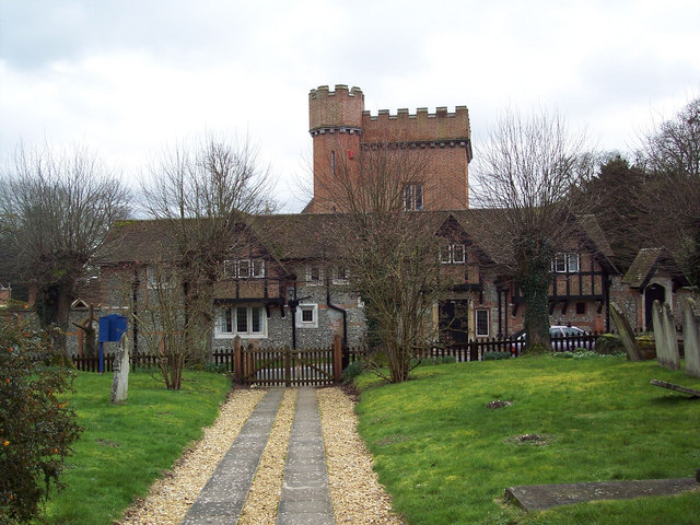 The Dower House, Crawley