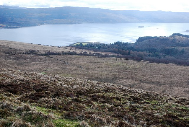 View from Cnoc na Craoibh-fearna