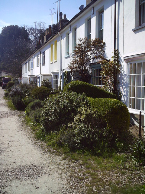 Fishermens Cottages, Kingsdown