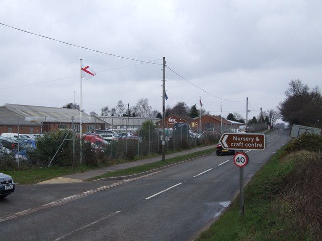 Taverham Nursery and Craft Centre