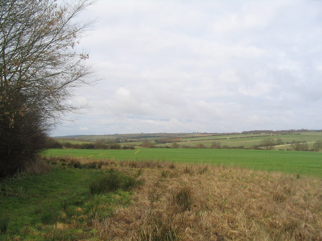 Footpath from Ridlington to Leigh Lodge