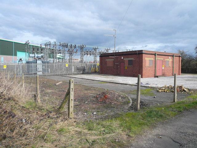Danesmoor - Electricity Sub Station