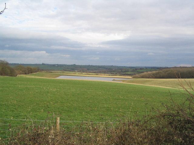 New lake