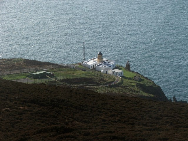 Mull of Kintyre Lighthouse.