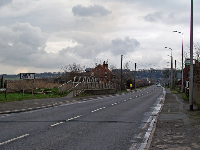 Sluice Road, South Ferriby