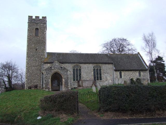Attlebridge Church