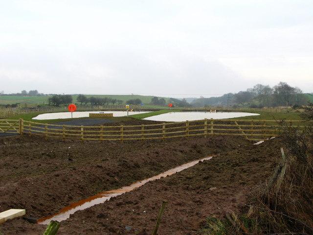 Minewater Treatment Scheme, Allerdeanmill Burn