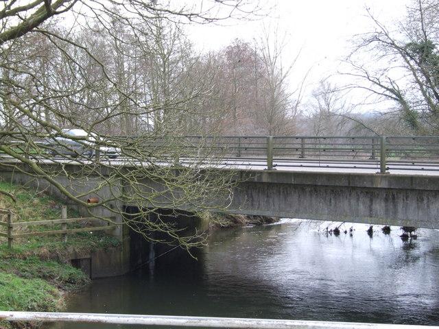 Road Bridge, Attlebridge
