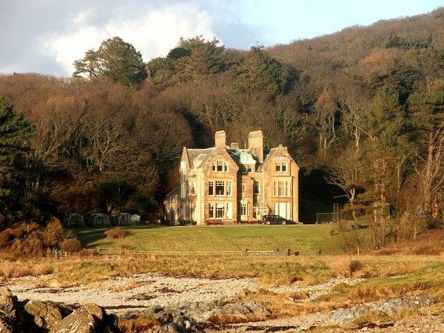 Ronachan House.