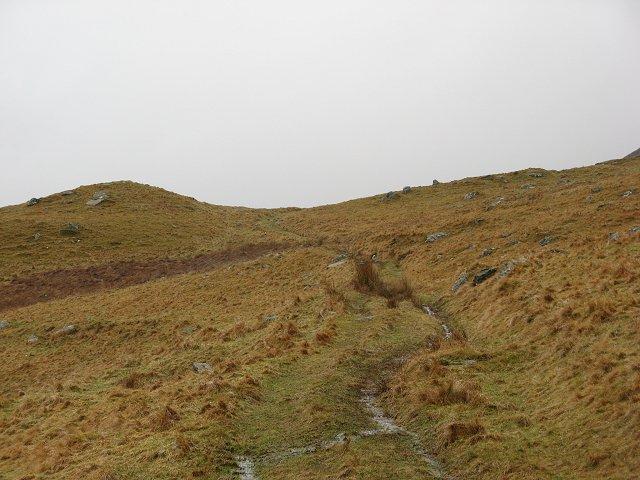 Hill path, Stronehavie