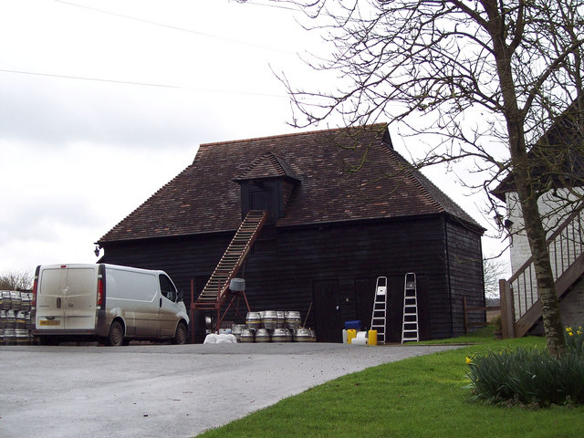 Barn at the Flower Pots Inn, Cheriton