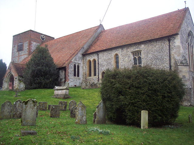 St Michael and All Angels Church, Cheriton
