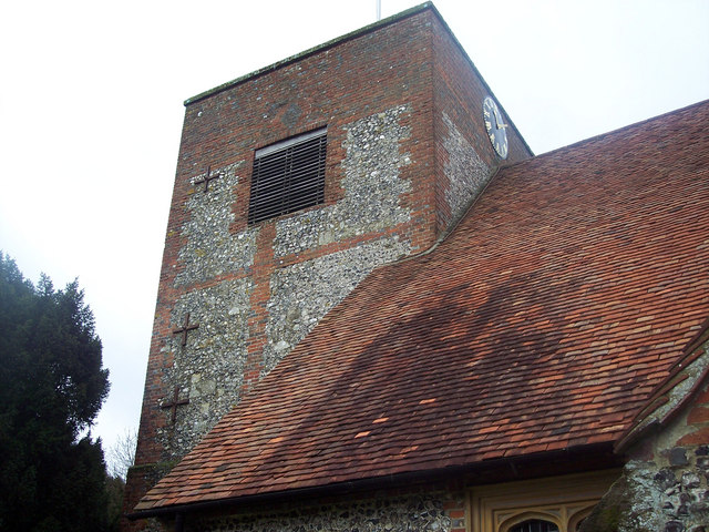 St Michael and All Angels Church, Cheriton - Tower