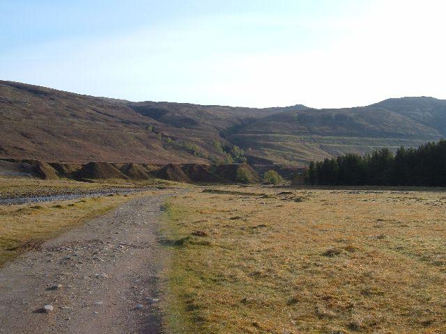 Glen Roy Erosion Features