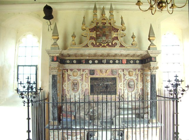 Interior of St Nicholas Church, Freefolk