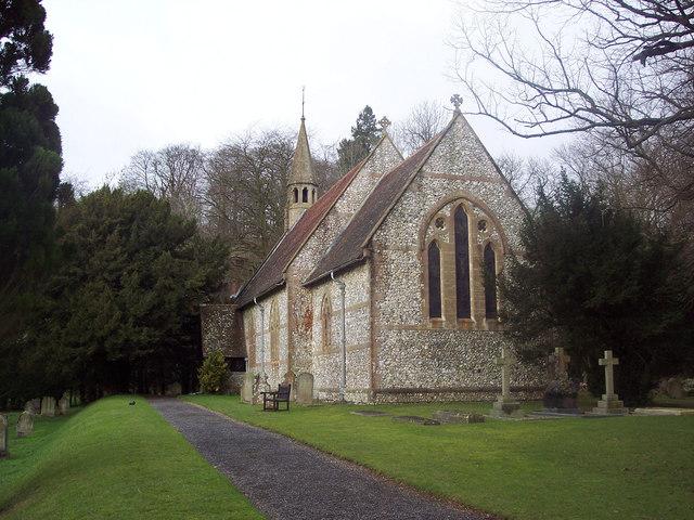 The Church of St John the Evangelist, Langrish