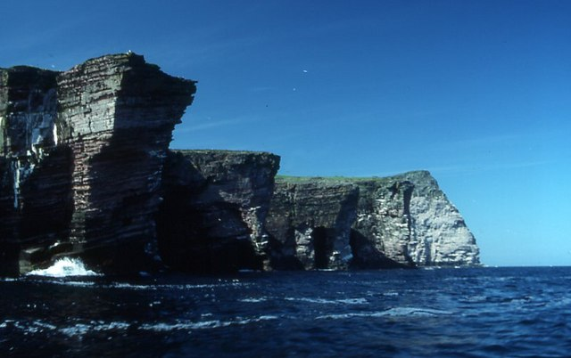 Cradle Holm to the Noup