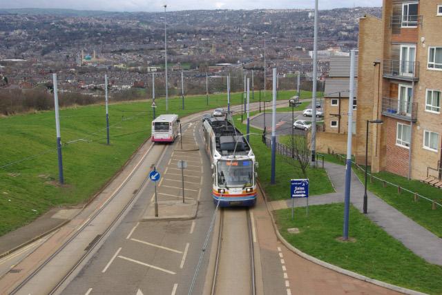 Park Grange Road, Sheffield