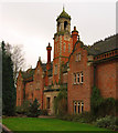SJ7353 : Crewe Hall: former stable block by Espresso Addict