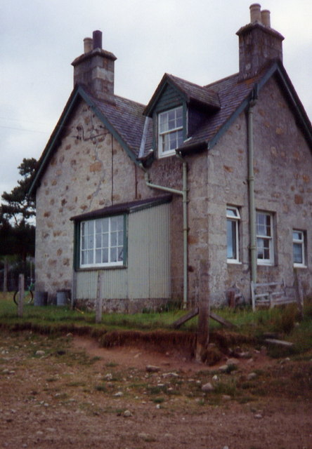A Cottage on Borrobol Estate