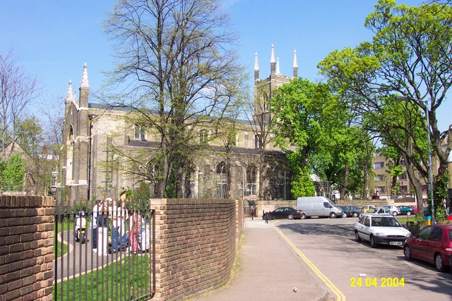 St Paul's Church, Canonbury