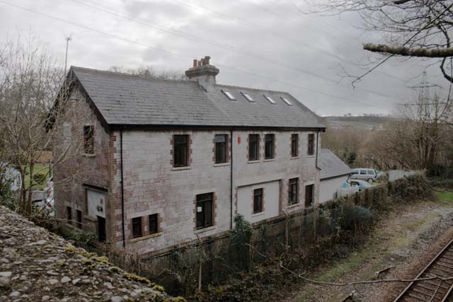 The Old Railway Station, Warleigh Point