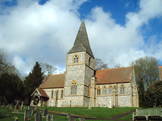 St Mary the Virgin, Laverstock