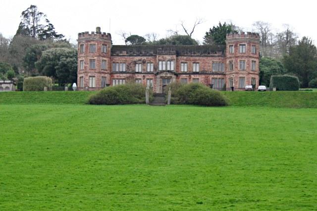 Mount Edgcumbe House