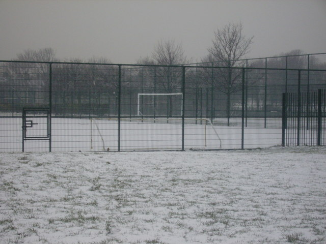 Walton Hall Park Astro Football Pitch