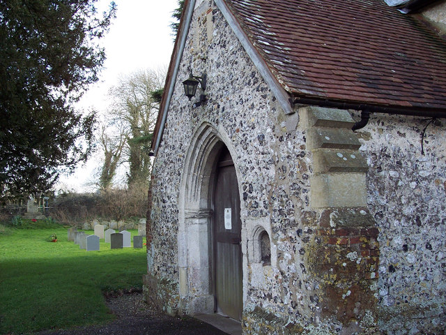 Church of the Blessed Virgin Mary, Singleton - Porch