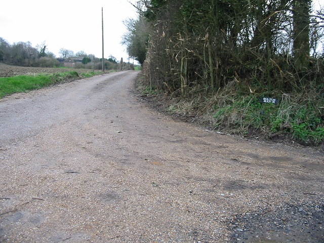 Road to Solton Manor