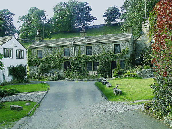 Cottages in Kettlewell