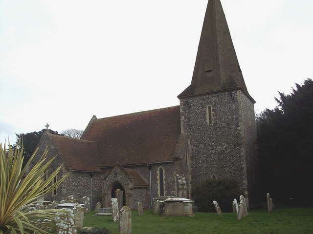 The Parish Church of St Andrew, Oving