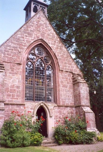 Longnor Church