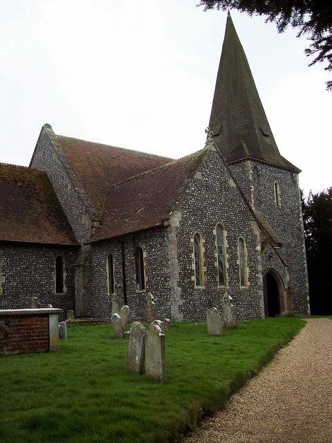 St Andrew's Church, Oving