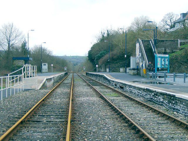Llandeilo railway station