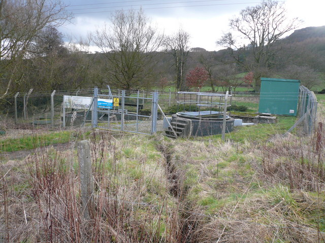 Overton Hall - Sewage Treatment Works