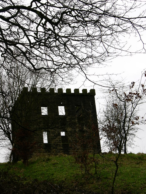 Tentering Tower Stubbins