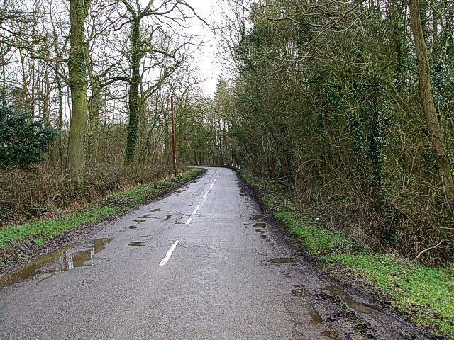 Welsh Lane, near the Boycotts