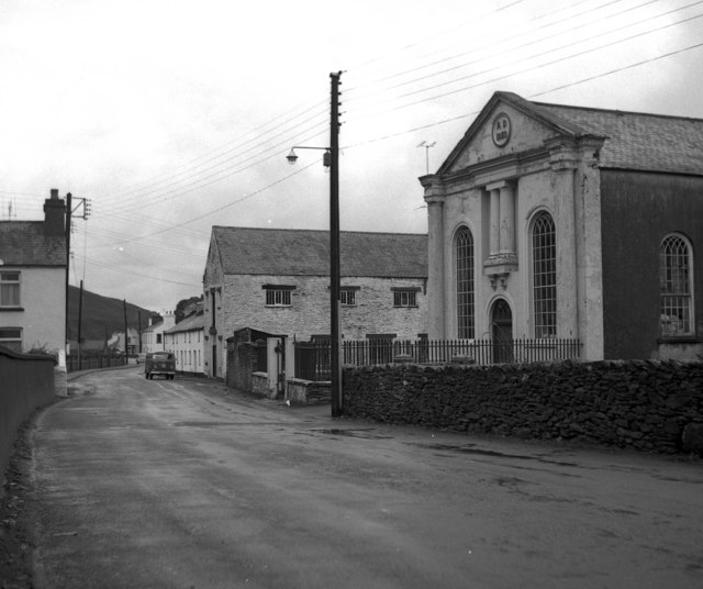 Shore Road, Laxey, Isle of Man