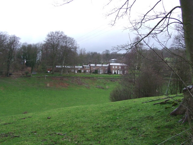 Tickwood Hall