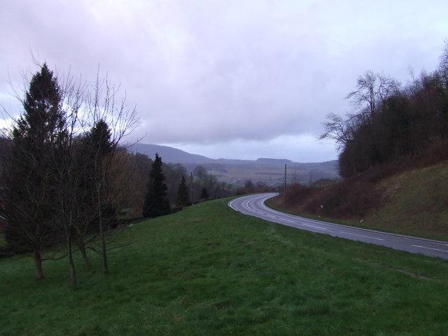 Much Wenlock Road